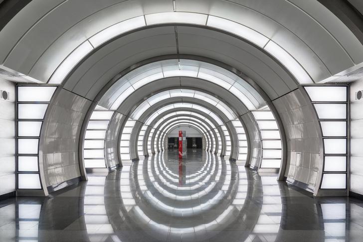 Книга «Карта архитектуры метро Москвы» (фото 1)
