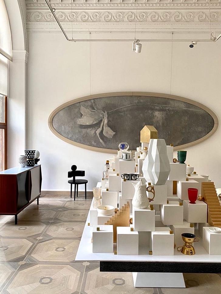 Временный бутик The Dar Store в галерее «Тираж 1/1» (фото 3)