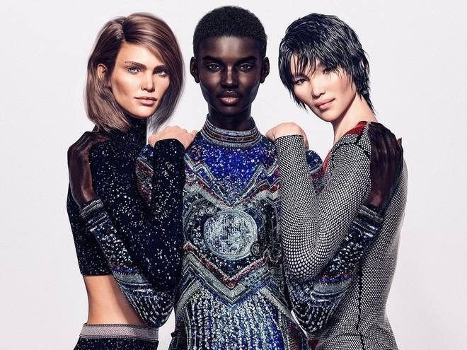 Невероятно правдоподобная виртуальная модель Инма — новый модный инфлюенсер (фото 7)