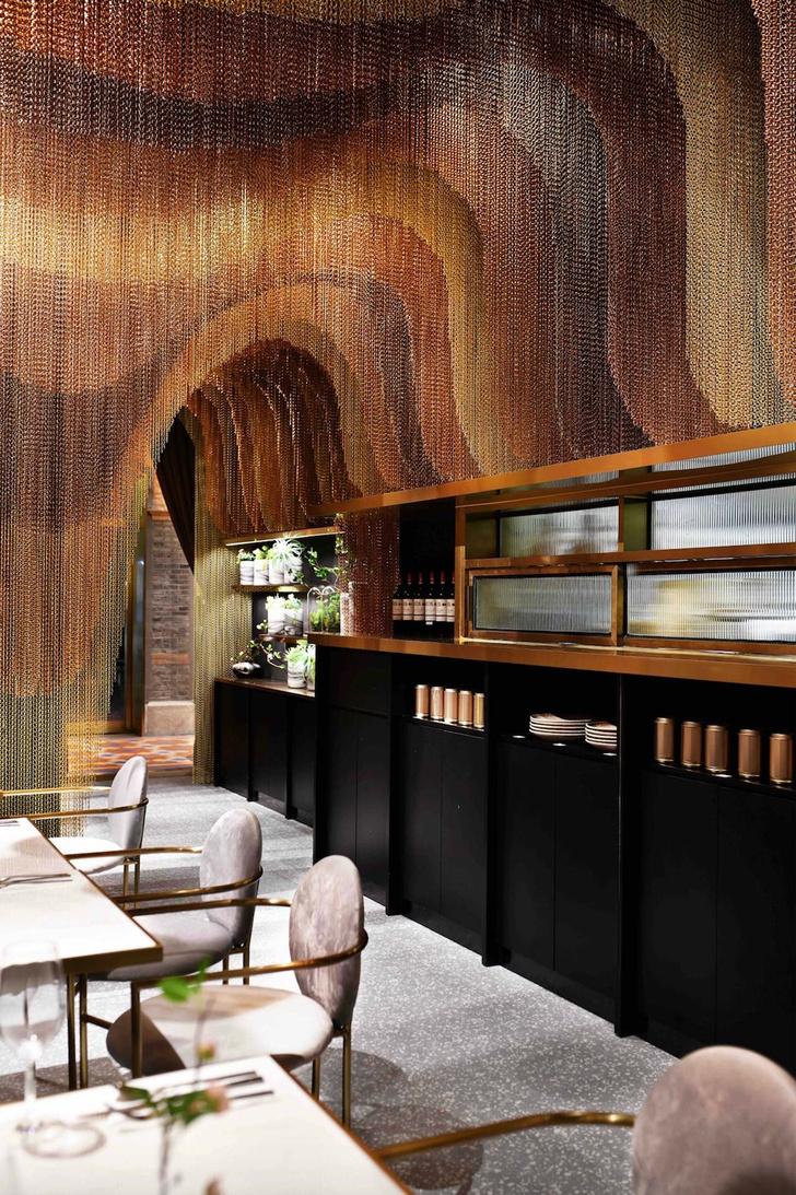 Ресторан Icha Chateau в Шанхае (фото 9)