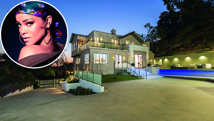 Рианна наконец обосновалась в Лос-Анджелесе фото [1]