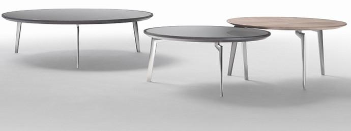 Столики Plano, Flexform