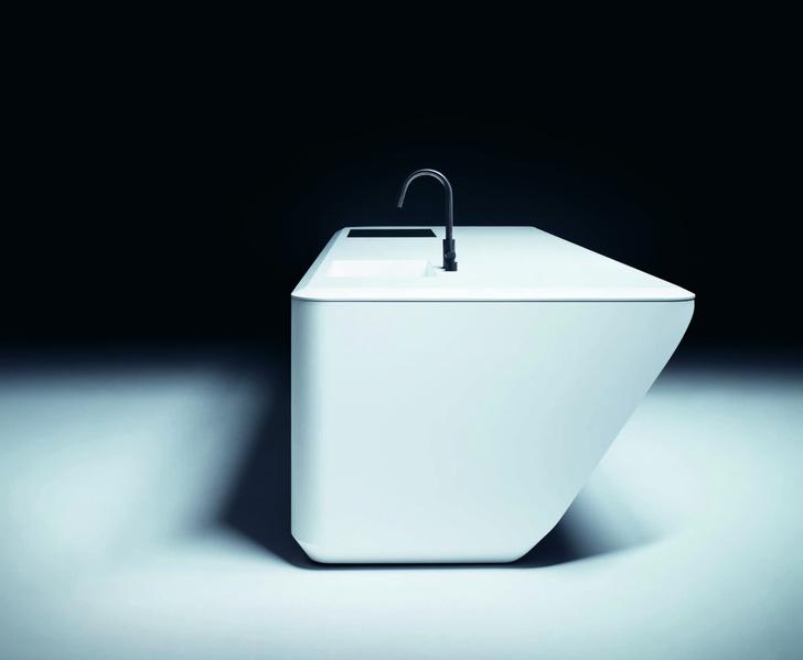 Коллаборация Boffi и Zaha Hadid Design фото [1]