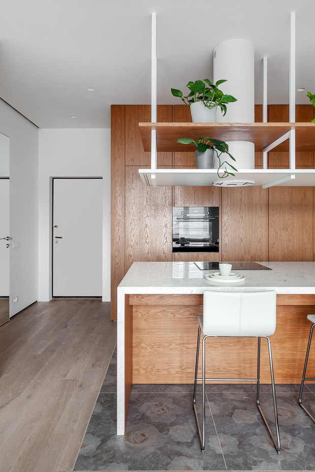 Квартира 44 м² для успешного бизнесмена от студии MAST (фото 10)
