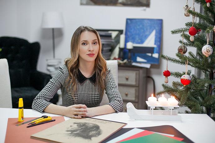 декоратор Варвара Зеленецкая