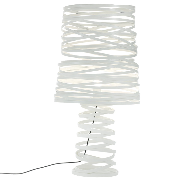 ВЕТИЛЬНИК CURL MY LAMP. Я придумал его для марки Studio Italia Design. Недавно заказал такой себе домой.
