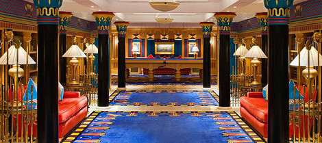 Самые роскошные отели Дубая | галерея [1] фото [1]