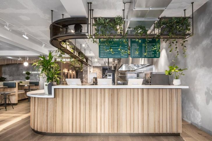 Уютный ресторан Farmer J в Лондоне (фото 2)