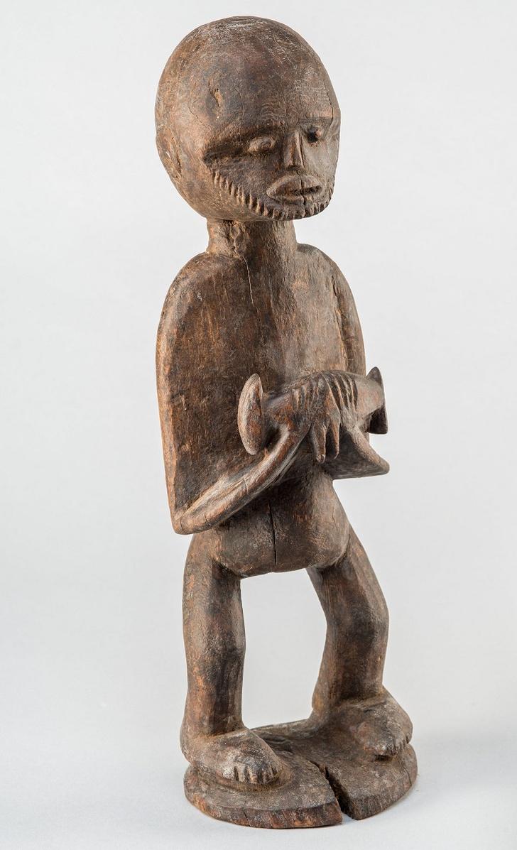 Выставка африканского искусства в Музее Востока (фото 4)