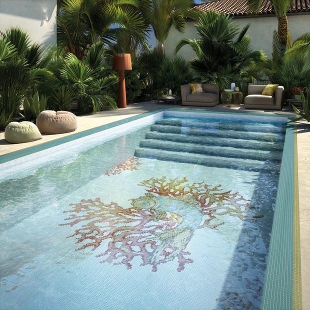 Солнечные ванны. Как обустроить бассейн мечты? (фото 6)