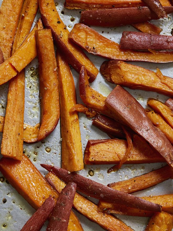 батат или сладкий картофель это