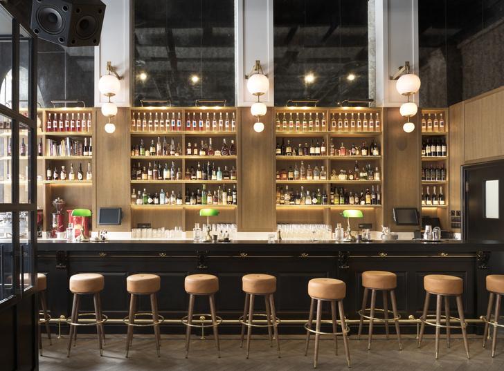 Обновленный бар «Клава» по проекту Сергея Огурцова (фото 2)