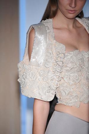 Показ Alexis Mabille коллекции сезона Осень-зима 2009-2010 года haute couture - www.elle.ru - Подиум - фото 87138