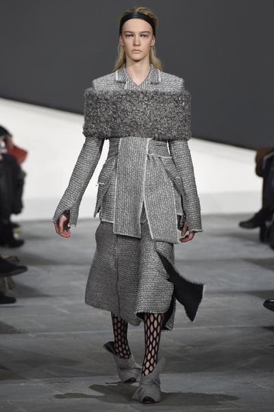Неделя моды в Нью-Йорке: 18 февраля | галерея [3] фото [5]