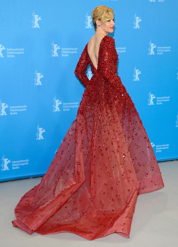 Платье с открытой спиной: фото