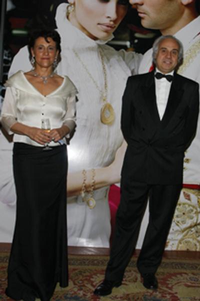 Президент Carrera y Carrera Натали Гедж и Посол Испании