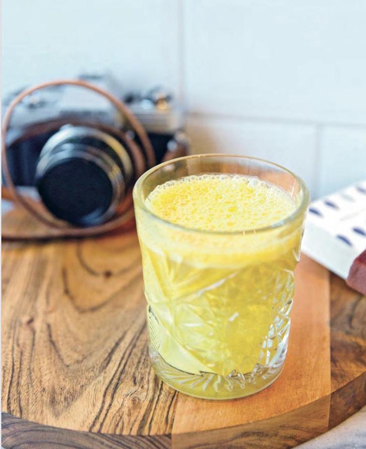 Готовим дома: 3 полезных рецепта от Саши Новиковой, которые поднимут вам настроение и укрепят иммунитет (фото 3)