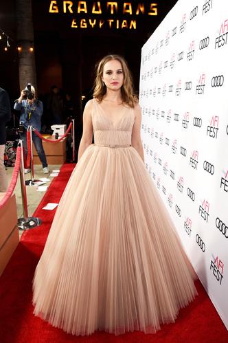 Натали Портман в Christian Dior на кинофестивале (фото 3.1)