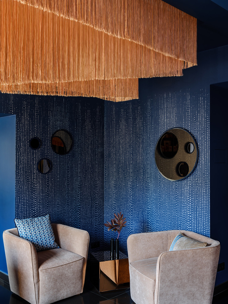 Салон красоты в стиле 60-х (фото 14)