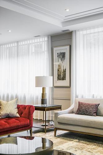 Латунь и мрамор: апартаменты в Торонто (фото 3.2)