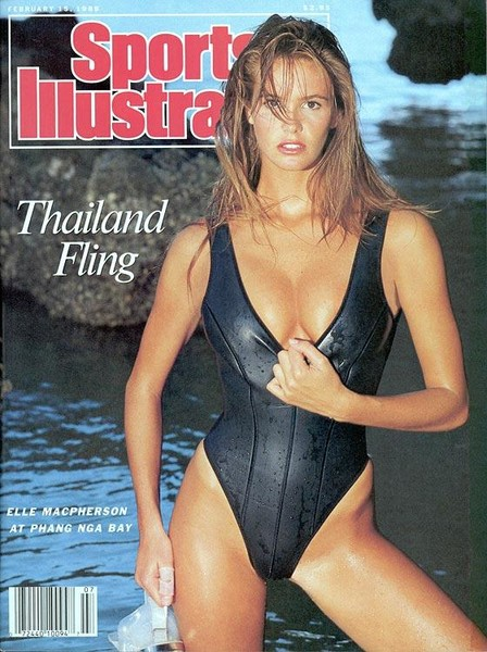 Опубликована обложка нового номера Sports Illustrated Swimsuit Issue   галерея [1] фото [32]