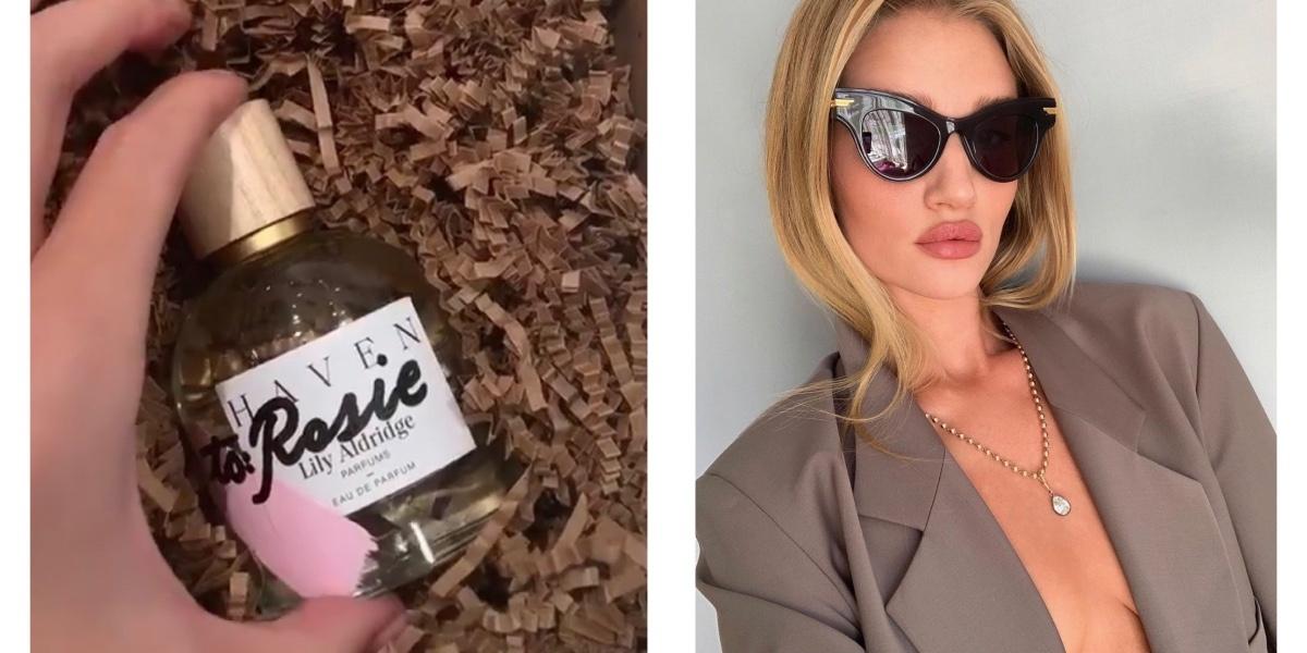 21 парфюм, которым пользуется Роузи Хантингтон-Уайтли