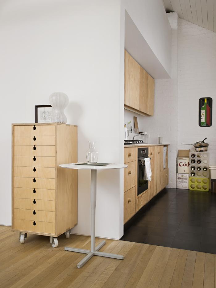 Дизайн интерьера квартиры студии фото [5]