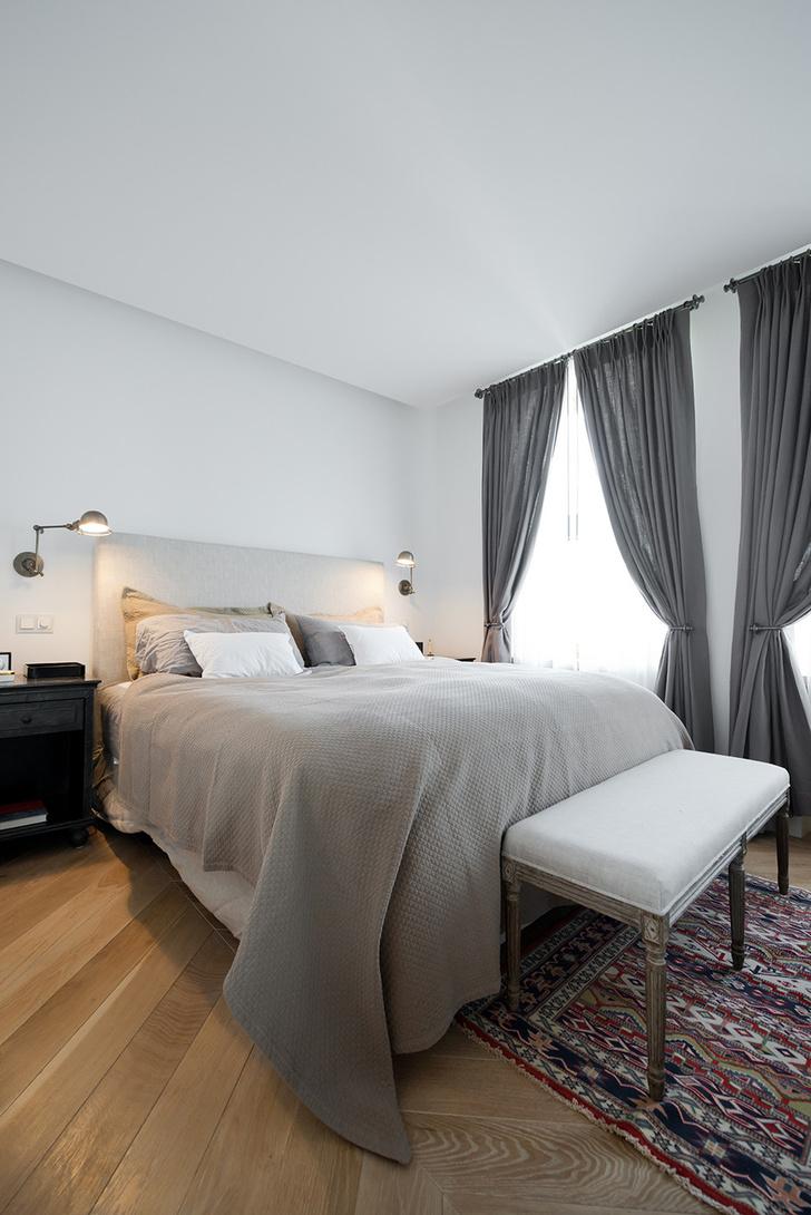 Как оформить спальню: 15 универсальных советов (фото 2)