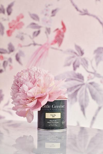 В розовом цвете: Little Greene выпустила капсульную коллекцию красок Pink | галерея [1] фото [5]
