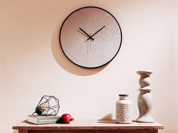 Успеть до полуночи. Дизайнерские настенные часы для встречи Нового Года фото [4]