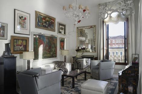 Архитектурное достояние Венеции: отель Gritti Palace | галерея [1] фото [17]