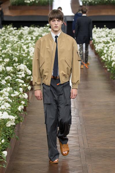 Неделя мужской моды в Париже: лучшие показы | галерея [6] фото [12]