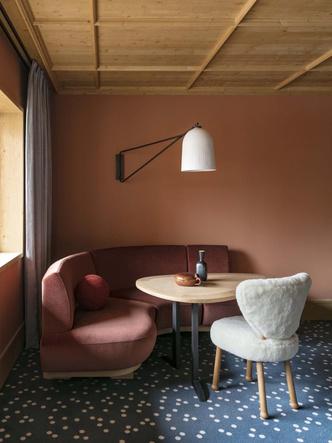 Le Coucou: дизайн-отель по проекту Пьера Йовановича в Мерибеле (фото 10.1)