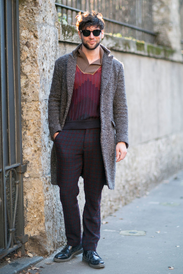 Самые модные мужчины Милана и Флоренции