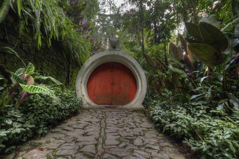 Las Pozas: cюрреалистический парк в мексиканских джунглях (галерея 12, фото 1)