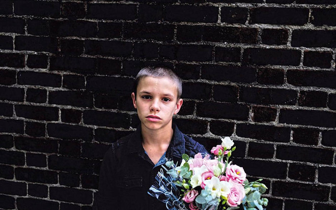 Бруклин Бекхэм выпустил книгу фотографийБруклин Бекхэм выпустил книгу фотографий