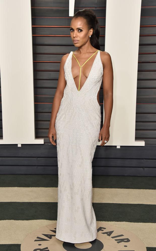 Самые скандальные голые платья афтепати «Оскара-2016» (фото 8)