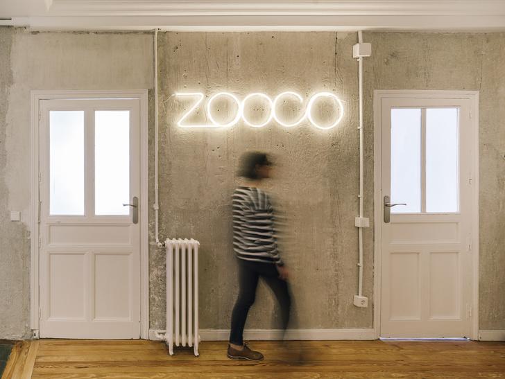 Офис архитектурной студии Zooco в Мадриде (фото 3)
