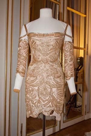 Показ Dilek Hanif коллекции сезона Весна-лето 2013 года haute couture - www.elle.ru - Подиум - фото 479003