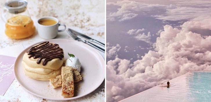 Фуд-тренд: воздушные оладьи-суфле с мороженым и заварным кремом, которые хочется тут же попробовать (фото 10)