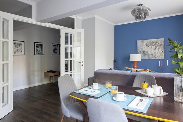 С чистого листа: модный образ старой квартиры в пятиэтажке фото [3]
