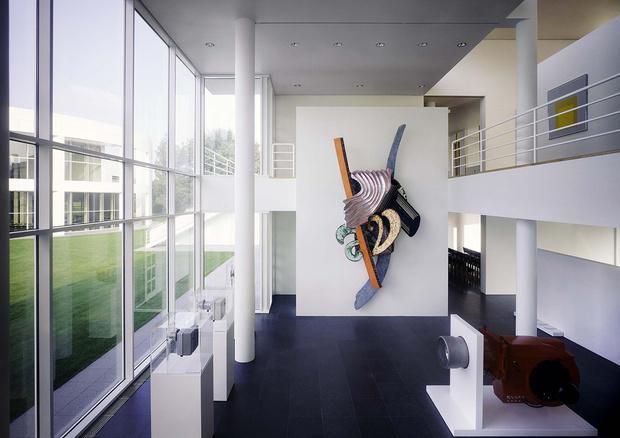 Белый рыцарь: архитектор Ричард Мейер (фото 21)