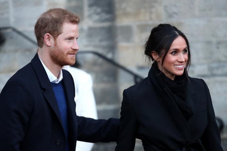 Все, что известно о свадьбе принца Гарри и Меган Маркл (фото 13)