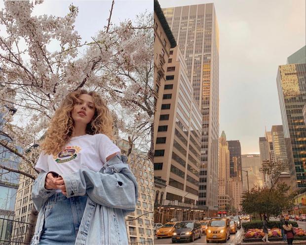 работа моделью в нью йорке