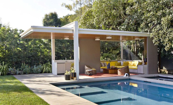 Новый дом Тоби Магуайра в Калифорнии (фото 14)