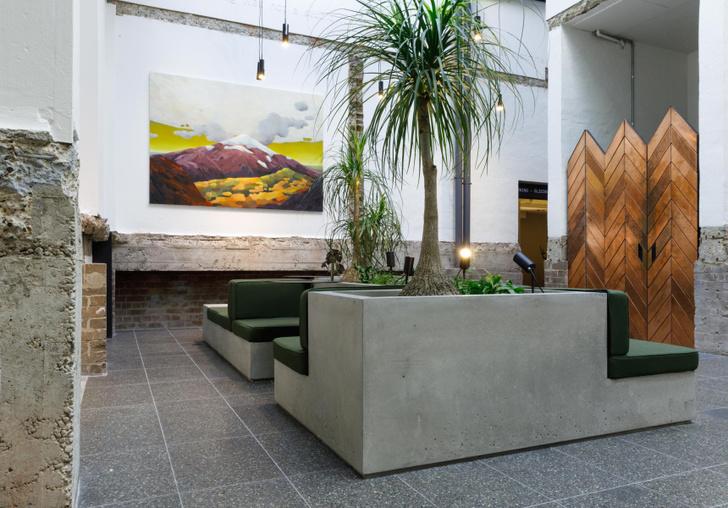 Атмосферный бутик-отель в Сиднее (фото 4)