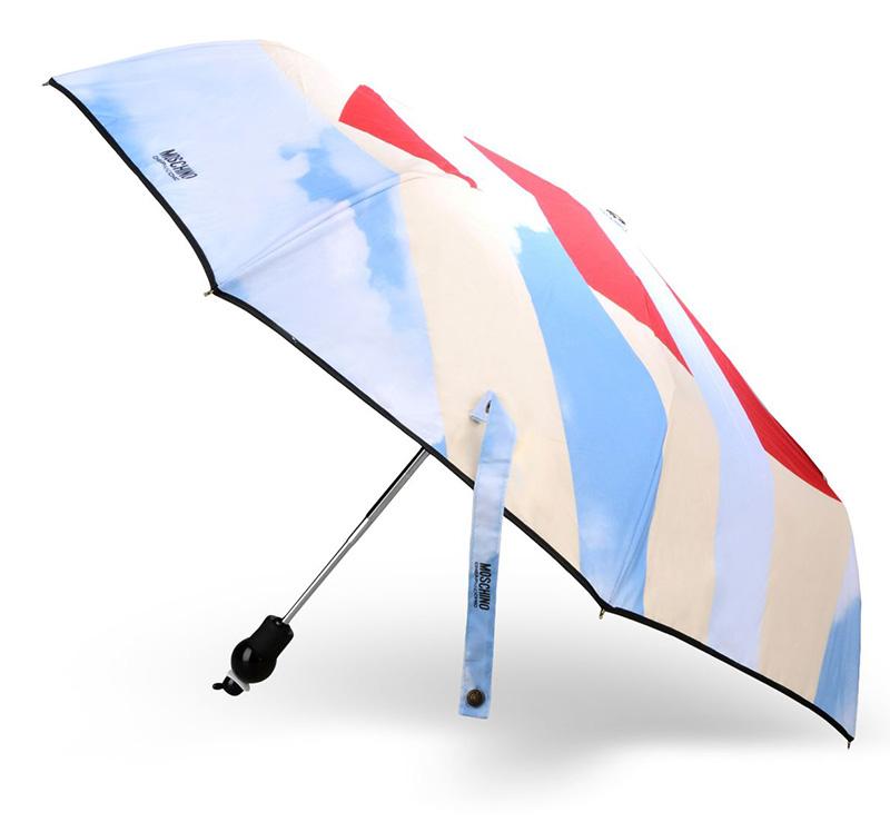 Зонт, Moschino Cheap & Chic, магазины Moschino.