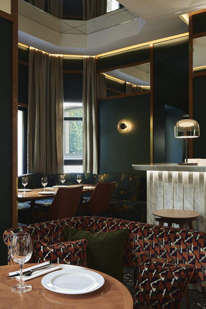 Яркий отель Le Ballu в Париже (фото 3)