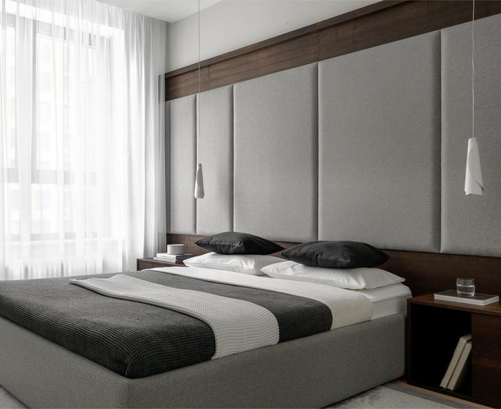 Квартира 55 м²: уютный минимализм (фото 11)