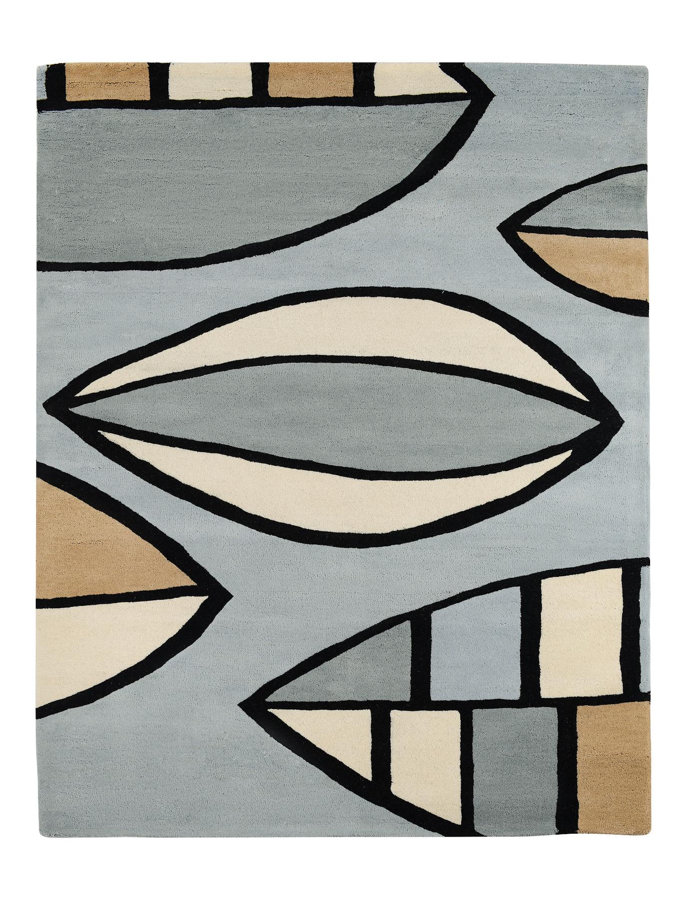 Новые ковры из шерсти их хлопка Tkano (галерея 4, фото 1)